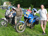 And the Tenere Riders...
