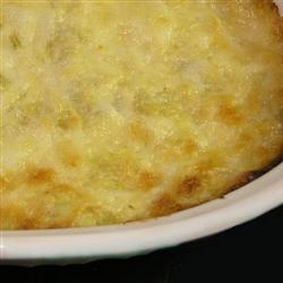 Super Easy Artichoke Dip