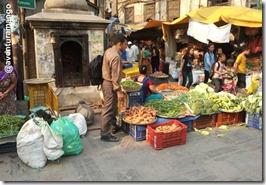 Mercado Local Kathmandu