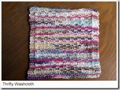 ThriftyWashcloth
