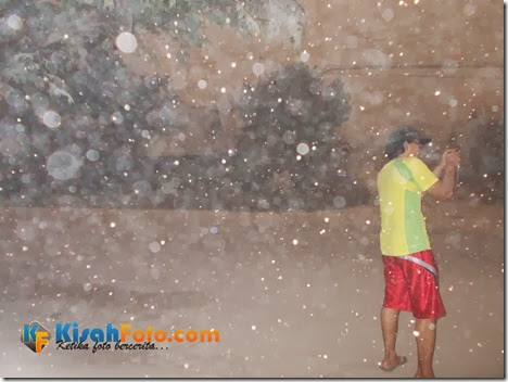 Suasana Hujan Abu Letusan Gunung Kelud_10