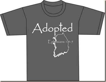 Adopted for blog