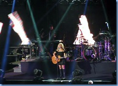0552a Alberta Calgary Stampede 100th Anniversary - Scotiabank Saddledome - Brad Paisley Virtual Reality Tour Concert - The Band Perry - Sugar Sugar