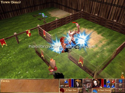 Darkstone screenshot 3