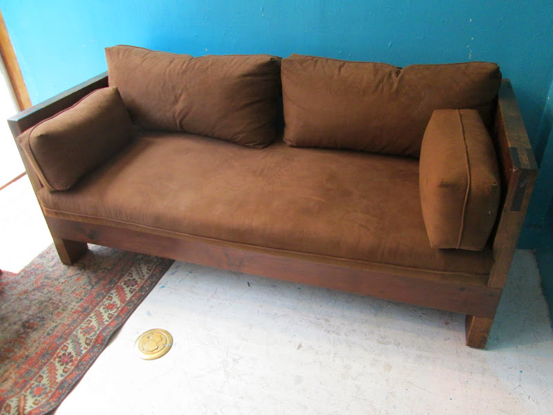 Arts & Craft Style Sofa