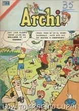 P00054 - Archie No 19-635 Detectiv