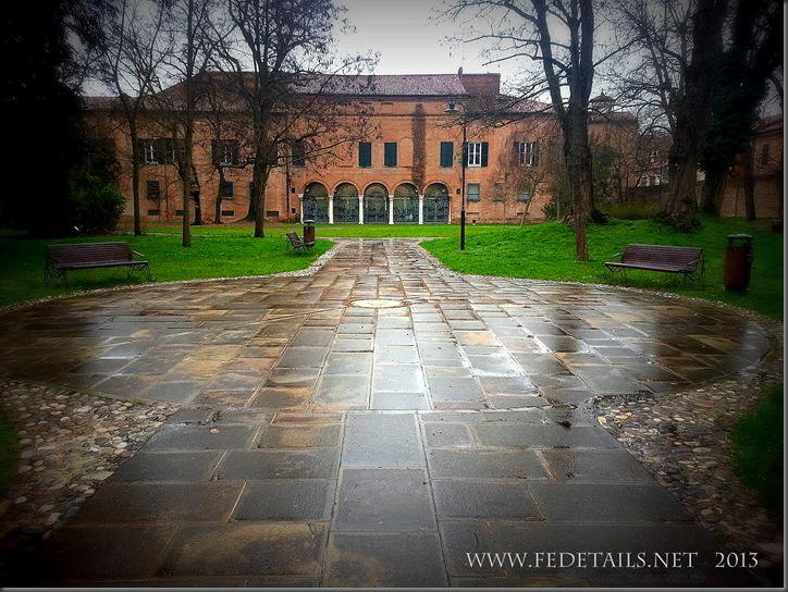 Parco Pareschi, photo 1, Ferrara,Emilia Romagna,Italy - Property and Copyrights of FEdetails.net