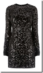 Karen Millen Sequin Dress
