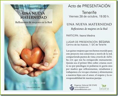 presentación UNM Tenerife