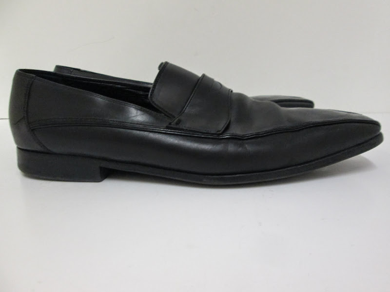 Christian Dior Penny Loafers