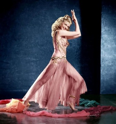 Rita Hayworth as Salome (1953)