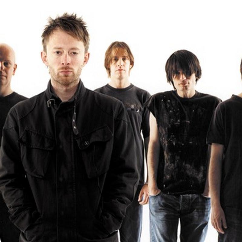 Radiohead regressam às digressões em 2012