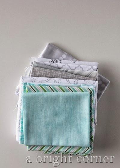 lovely wintery fabrics