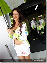 Paddock Girls Gran Premio bwin de Espana  29 April  2012 Jerez  Spain (31)