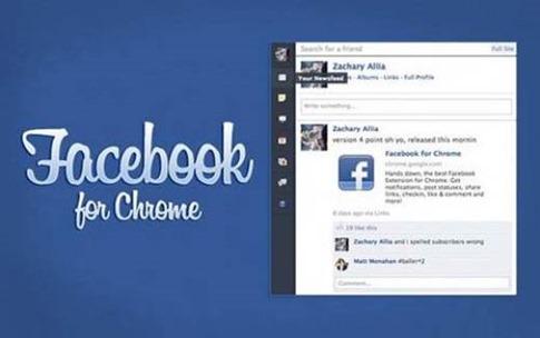 06. Facebook para Chrome