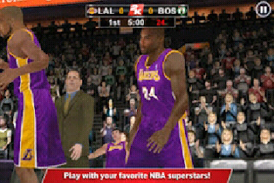 NBA 2K12 for Galaxy Y & All Low End Android Devices | ~ASIA HACKER~