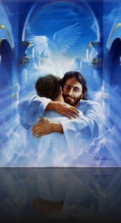 gods hug