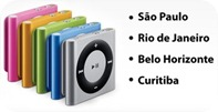 Promocao 4 iPods