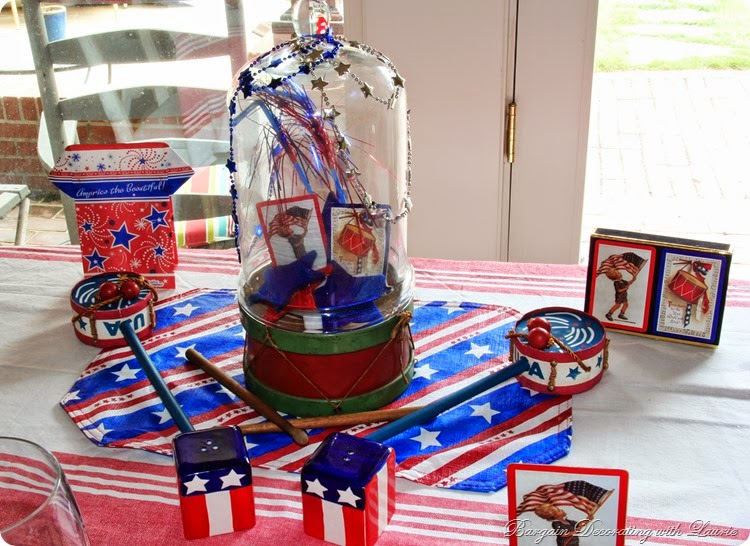 4th of July Table 9