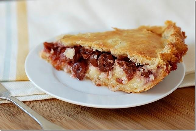 Cherry Cheesecake Pie7