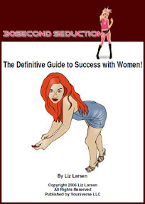 Cover of Liz Larsen's Book The Definitive Guide To Success With Women