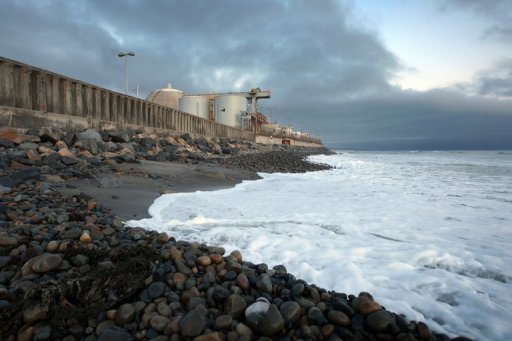 Global sea levels could rise two to three times higher over the next century than previously estimated, according to a study released Friday, 22 June 2012, by the U.S. National Research Council. David McNew / AFP Photo