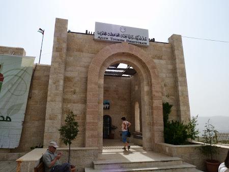 Sediul biroului de turism Ajloun