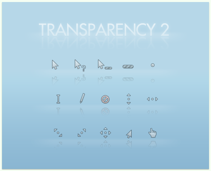 transparency cursors 2
