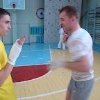 2-й мастер-класс по боксу.