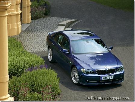 Alpina BMW B72