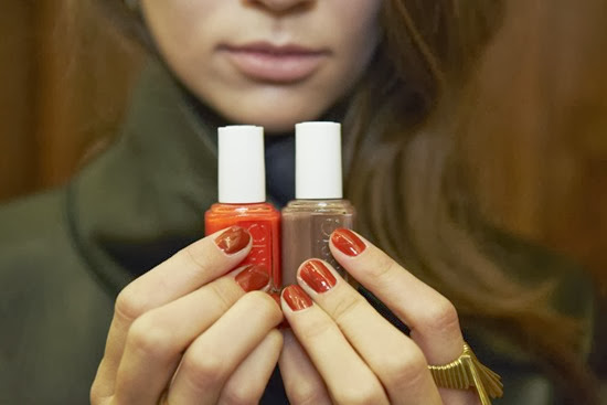 essie Veronica Beard backstage