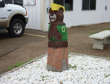 Cheesehead Bear Mission, Texas