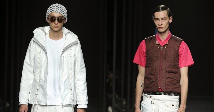 Galactic closet facetasm 2014 spring summer mens runway for Mercedes benz clothing men