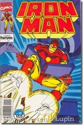 P00121 - El Invencible Iron Man #246