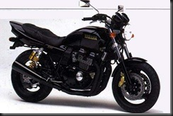 Yamaha XJR400R 98