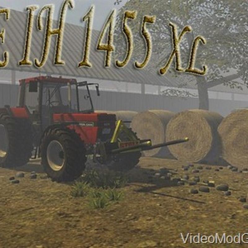 Farming simulator 2013 - Case IH 1455 XL v 1.1 Soundfix