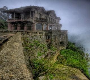 Hotel del Salto na Colômbia