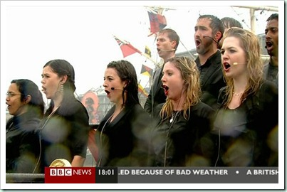 wet choir