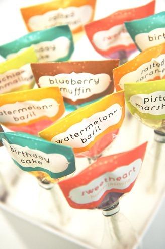 hard candy lollipops