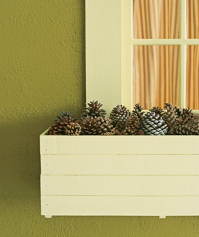 pine cones via real simple