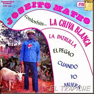Joseíto Mateo (LA CHIVA BLANCA)portada