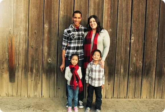 Family pic december 2013