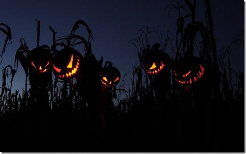 imagini horror halloween