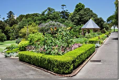 Botanic Gardens Herb Garden