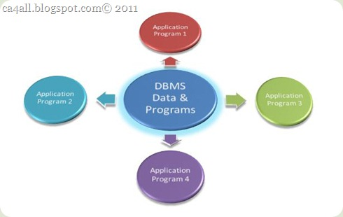DBMS STRUCTURE