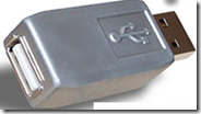 Keylogger hardware porta USB