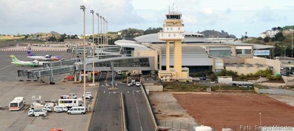 Aeropuerto Tenerife Norte - Foto Sergio Mndez