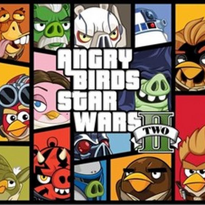 Angry Birds Star Wars 2 – Chi ha detto che con la Forza non si risolve nulla?