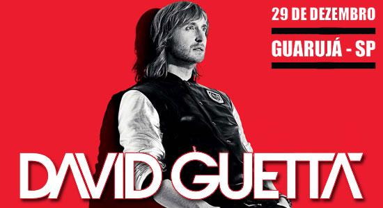 David Guetta no Guarujá 2011