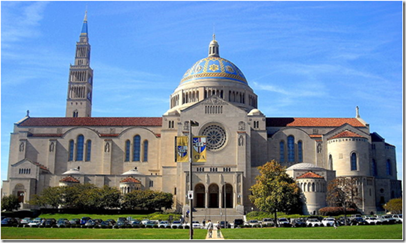 Basilica of the National Shrine of the Immaculate Conception, Washington, D.C.